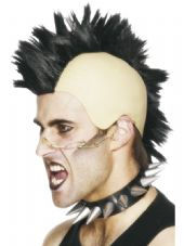 1980's Mohican Punk Wig